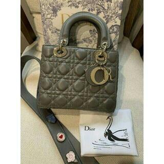 Dior - 超美品! Dior レディディオール ハンドバッグ