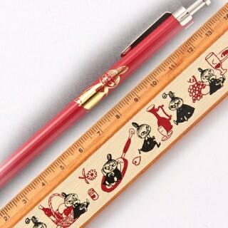 リトルミー(Little Me)のボールペン&木製定規 リトルミイ(ペン/マーカー)