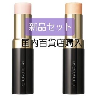 SUQQU - 新品 2個セット スック マルチグロウスティック 101 102 限定