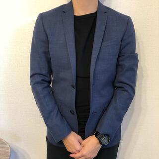 エイチアンドエム(H&M)の【H&M】テーラードジャケット メンズ スーツ(テーラードジャケット)