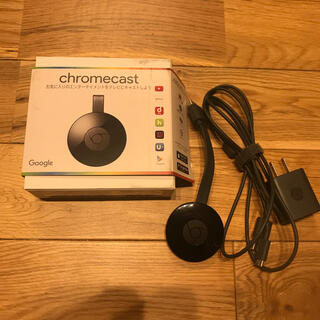 クローム(CHROME)のGoogle Chromecast クロームキャスト 第2世代(その他)