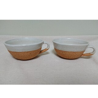 ジャーナルスタンダード(JOURNAL STANDARD)の中古  クラフト感のあるスープカップ(食器)