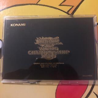 KONAMI - 遊戯王 wcs2019 未開封品