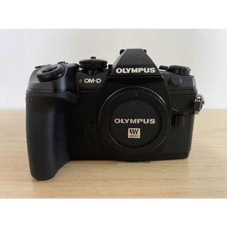 OLYMPUS - 美品 OM-D E-M1 Mark II ボディ 純正ケース付き
