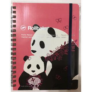 スミス(SMITH)のRollbahn × パルコヤ   ピンク Lサイズ 1冊(ノート/メモ帳/ふせん)