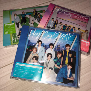 Hey! Say! JUMP - Hey!Say!JUMP ファンファーレ 3形態セット