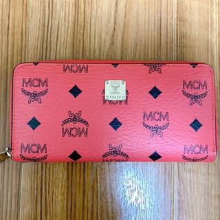 エムシーエム(MCM)のMCM ウォレット 長財布 財布(財布)