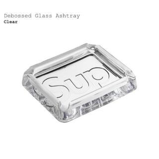 シュプリーム(Supreme)のsupreme シュプリーム  灰皿 ebossed Glass Ashtray(灰皿)