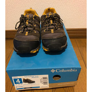 コロンビア(Columbia)のトレッキングシューズ コロンビア21cm(アウトドアシューズ)