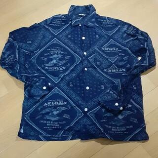 AVIREX - AVIREX長袖柄シャツ