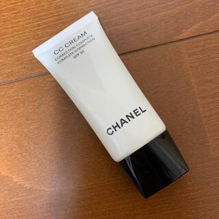 シャネル(CHANEL)のシャネル CCクリーム N 10 ベージュ 30ml CHANEL(乳液/ミルク)