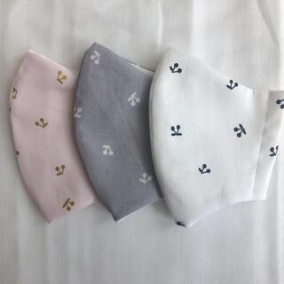 さくらんぼ インナーマスク キッズ用(外出用品)