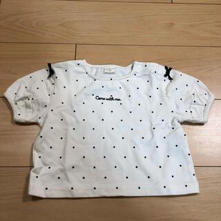 アカチャンホンポ(アカチャンホンポ)のアカチャンホンポ 半袖 80(Tシャツ)