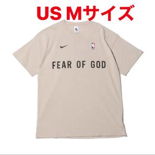 ナイキ(NIKE)のNike x fear of god x NBA T-Shirt Msize(Tシャツ/カットソー(半袖/袖なし))