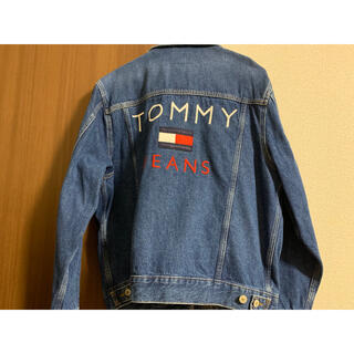 TOMMY - TOMMY JEANS デニムジャケット