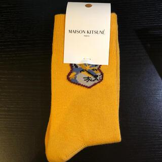 メゾンキツネ(MAISON KITSUNE')のMaison kitsune ソックス 靴下(ソックス)