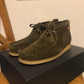 クラークス(Clarks)のclarks KITH Wallabee Boot US10 28cm(スリッポン/モカシン)