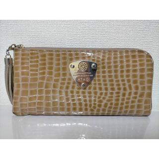 アタオ(ATAO)のアタオ 長財布 L字型ラウンド財布(財布)