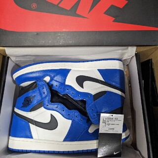 ナイキ(NIKE)の新品 Air Jordan 1 Retro High OG Game Royal(スニーカー)