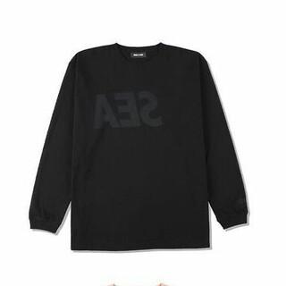 【サイズM】WINDANDSEAxcasetify ロンT(Tシャツ/カットソー(七分/長袖))
