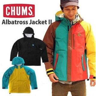 チャムス(CHUMS)の【美品】 CHUMS チャムス アルバトロスジャケット2(マウンテンパーカー)