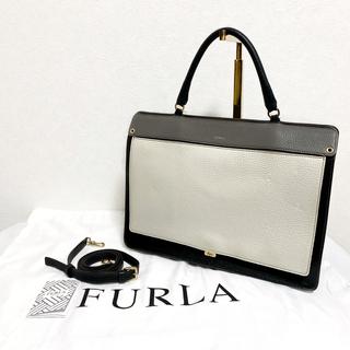 フルラ(Furla)の【廃盤】FURLA ライク M 2way トートバッグ レディース ブラック(ショルダーバッグ)