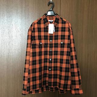 ジエダ(Jieda)の【新品】TRESBIEN オーバーシャツ très bien(シャツ)
