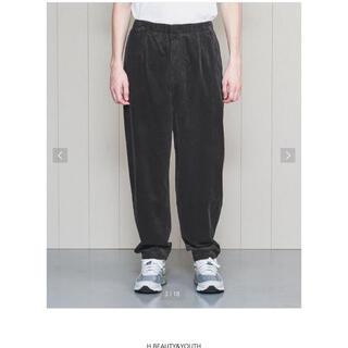 BEAUTY&YOUTH UNITED ARROWS - H BEAUTY&YOUTH CORDUROY EASY PANTS/パンツ