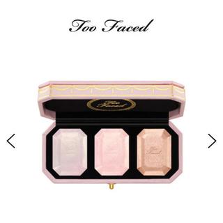 トゥフェイス(Too Faced)のToo Faced ダイヤモンドシリーズ マルチユースハイライター トリオ(フェイスパウダー)