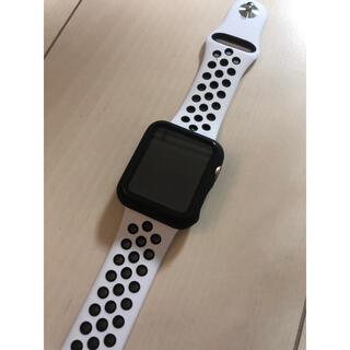 Apple Watch - apple watch series 3 gps ローズゴールド