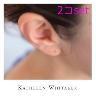 トゥモローランド(TOMORROWLAND)の【お得な2set‼️】Kathleen Whitaker スパイクスタッズピアス(ピアス)