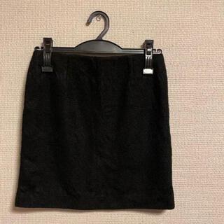 セシルマクビー(CECIL McBEE)のタイトスカート(ひざ丈スカート)