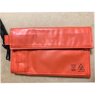 ポーター(PORTER)のPORTER 財布(長財布)