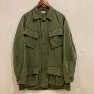 ビームス(BEAMS)の60's Jungle Fatigue jacket 3rd type(ミリタリージャケット)
