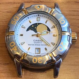 カシオ(CASIO)のカシオ サンアンドムーン カジキ 防水時計(腕時計)