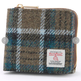 シマムラ(しまむら)のしまむら プチプラのあや ディアフル ハリスツイードL字型財布(財布)