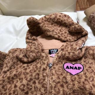 アナップキッズ(ANAP Kids)のANAPのコート(毛皮/ファーコート)
