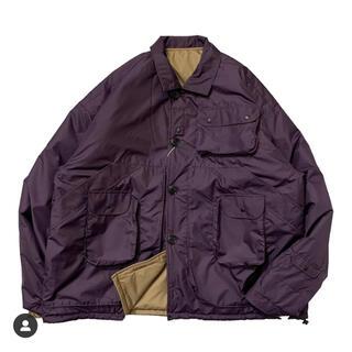 シュプリーム(Supreme)の定価以下 noroll two face jacket(ダウンジャケット)
