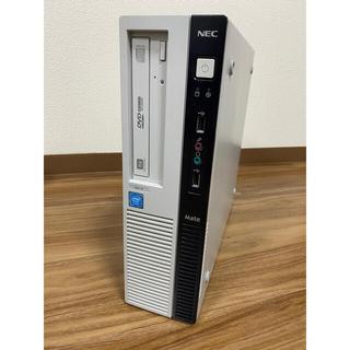 エヌイーシー(NEC)のNEC MATE  Xeon、大容量16GB RAM QUADRO(デスクトップ型PC)