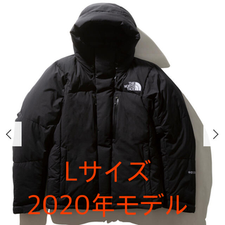ザノースフェイス(THE NORTH FACE)のノースフェイス バルトロライトジャケット nd91950 L 黒(ダウンジャケット)