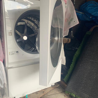 Panasonic - ドラム式洗濯機パナソニックnaーVG700R