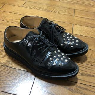 ジーナシス(JEANASIS)のジーナシス スタッズ ローファー 革靴 (ローファー/革靴)