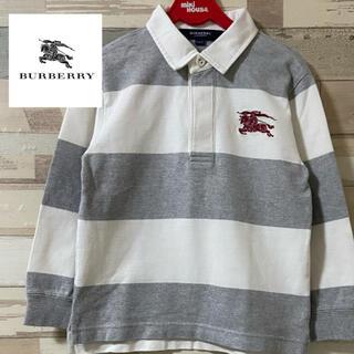 バーバリー(BURBERRY)の【Burberry】ビックロゴポロシャツ(Tシャツ/カットソー)