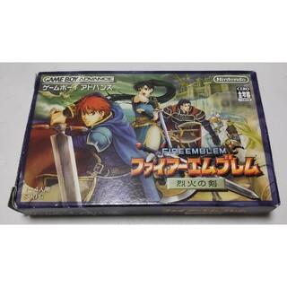 ゲームボーイアドバンス(ゲームボーイアドバンス)のファイアーエムブレム 烈火の剣 GBAソフト(携帯用ゲームソフト)
