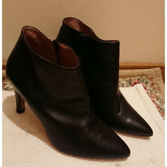 IENA(イエナ)のIENAPACO POVEDA ポインテッドブーティ36 レディースの靴/シューズ(ブーティ)の商品写真