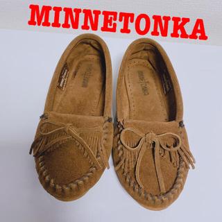 ミネトンカ(Minnetonka)のミネトンカ(ローファー/革靴)