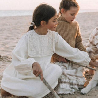 Caramel baby&child  - liilu Folk Emma Dress