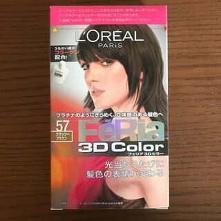 ロレアルパリ(L'Oreal Paris)のロレアル✳︎フェリア 3Dカラー(カラーリング剤)