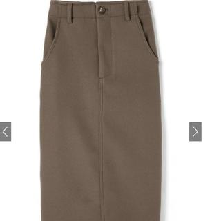 GRL - GRL エコウールタイトスカート
