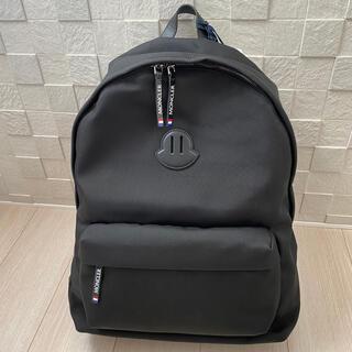 """モンクレール(MONCLER)の【新品】MONCLER Backpack """"Oversize Pierrick""""(バッグパック/リュック)"""